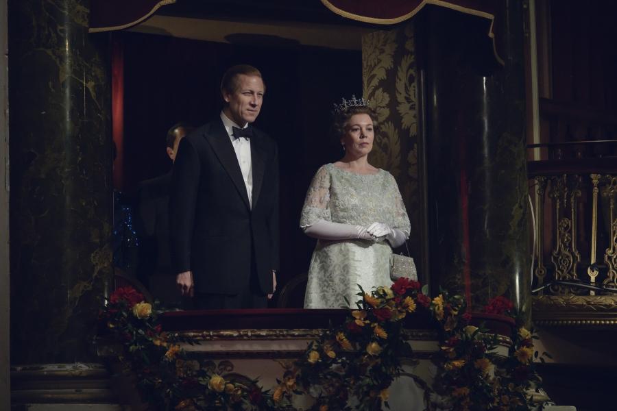 Crown Season 4