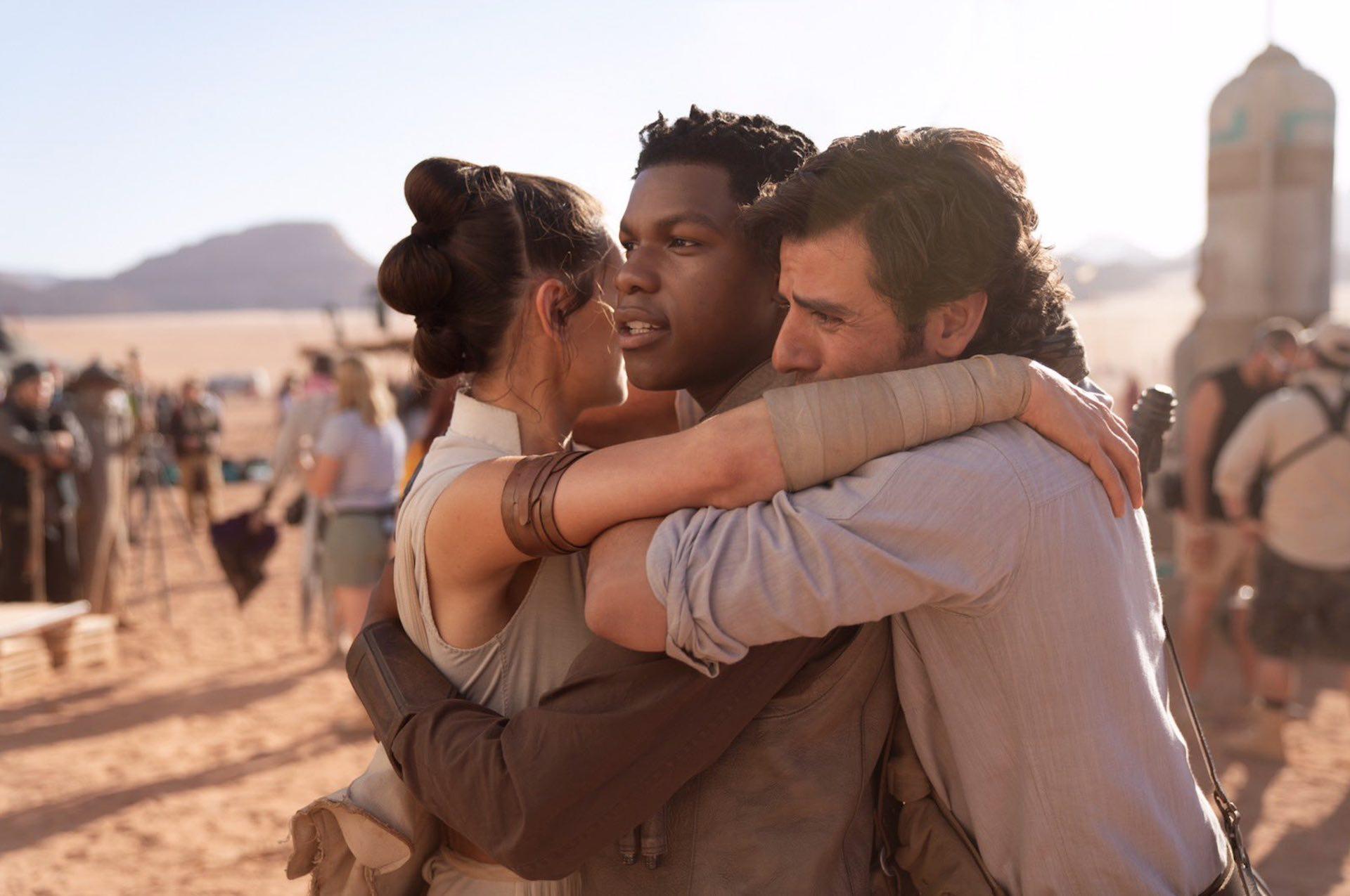 Star Wars: Episodio IX, sono ufficialmente terminate le riprese