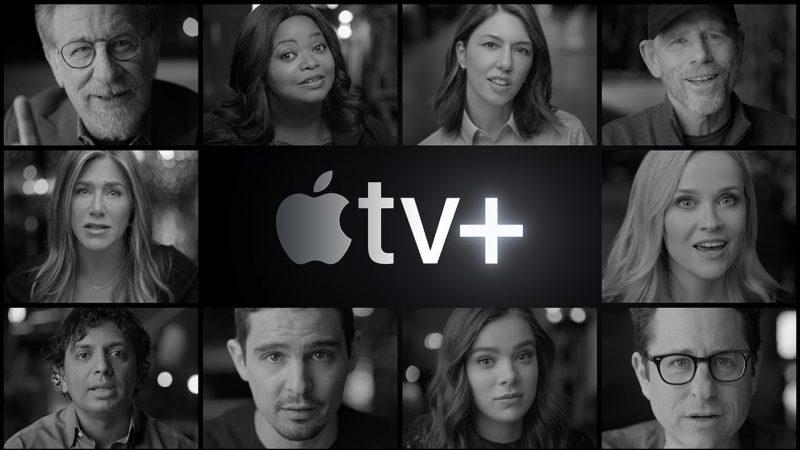 Arriva Apple TV+: film, serie tv e show originali targati Apple
