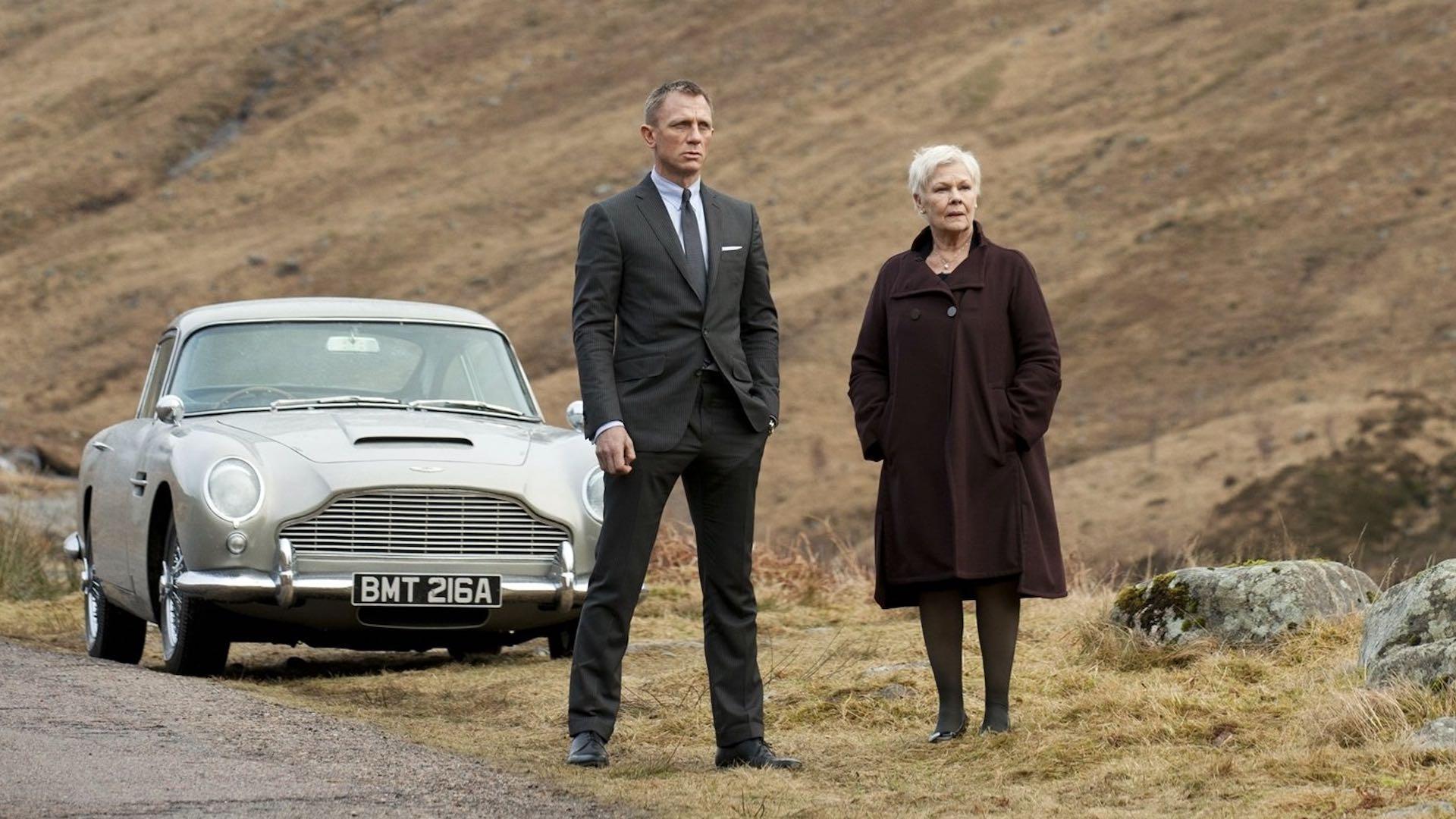 Bond 25: l'agente 007 guiderà un'Aston Martin elettrica