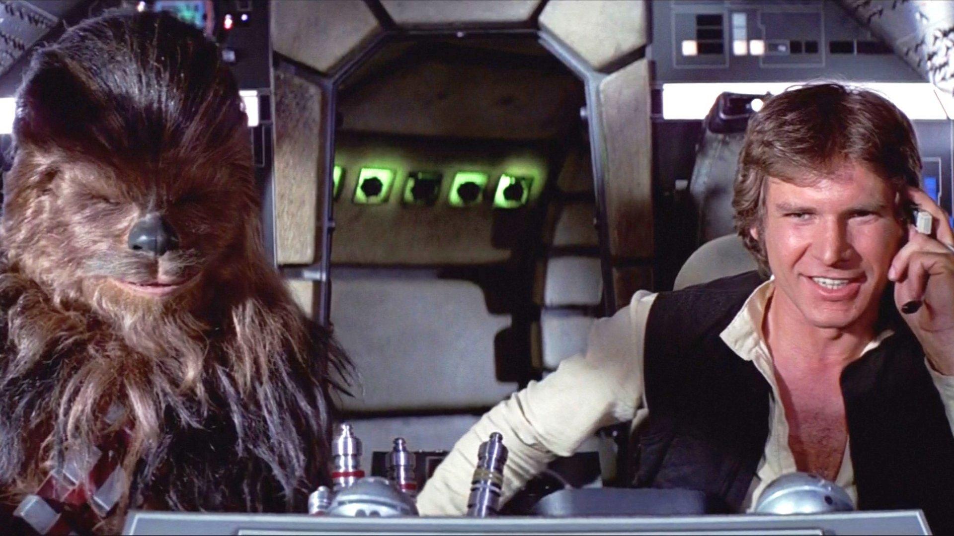 Peter Mayhew: Harrison Ford onora l'amico e collega scomparso