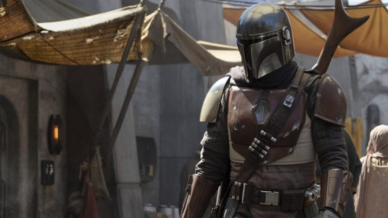 The Mandalorian: il trailer della serie live action di Star Wars