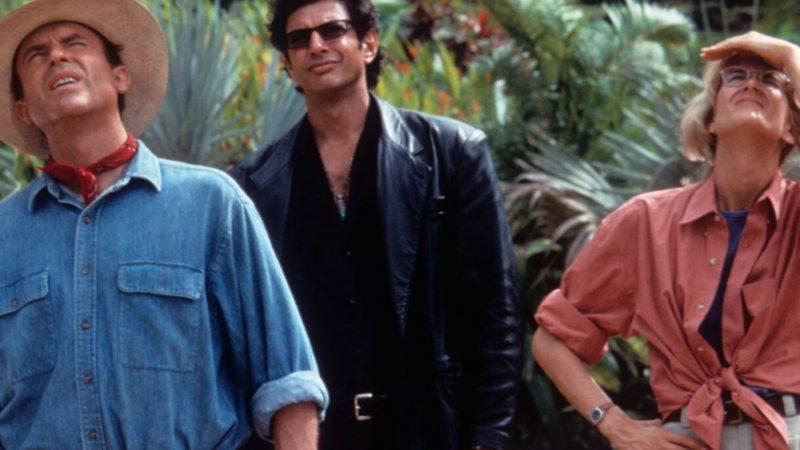 Jurassic World 3: Sam Neill, Jeff Goldblum e Laura Dern saranno nel cast