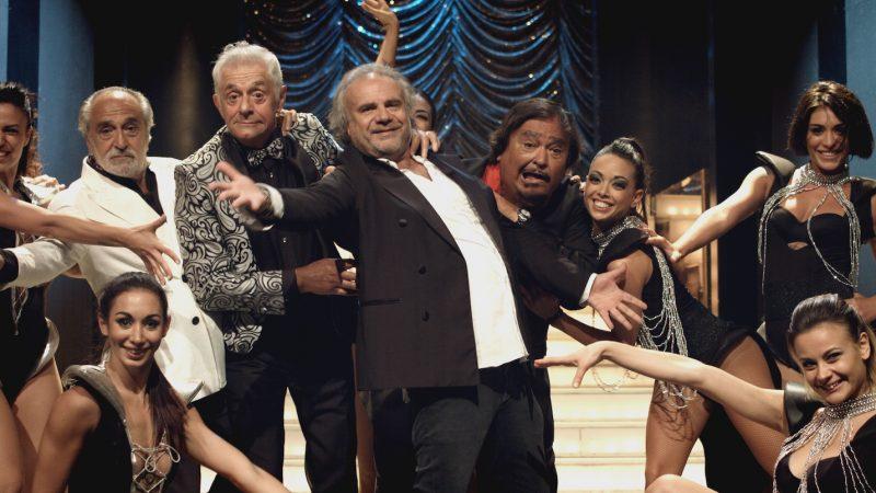 Jerry Calà presenta Odissea nell'ospizio: «Sono ancora lo stesso ragazzo di Sapore di mare»
