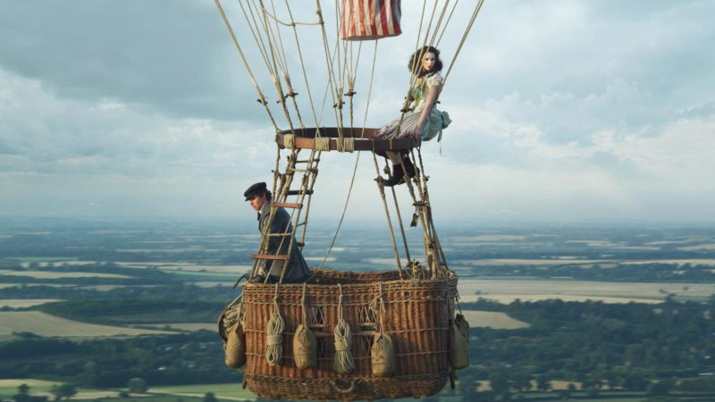 The Aeronauts: recensione del film con Felicity Jones ed Eddie Redmayne