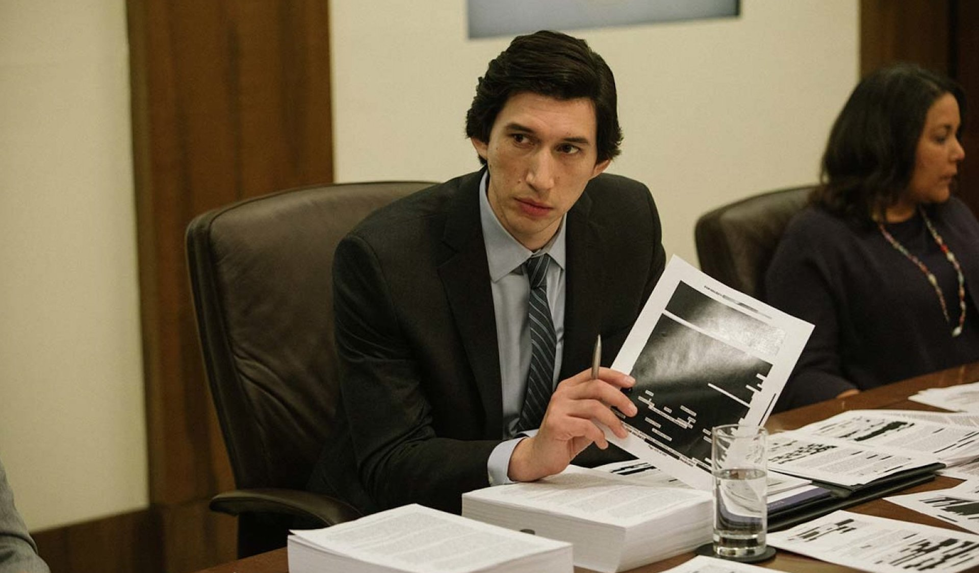 The Report: il trailer italiano del film con Adam Driver