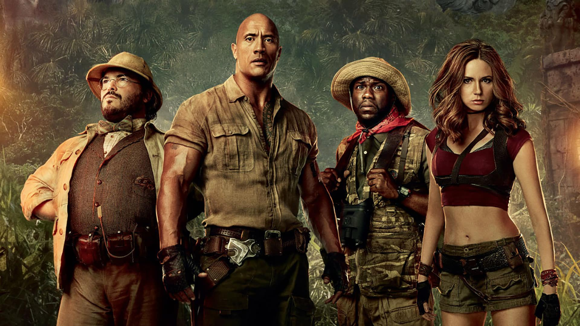 Jumanji: The Next Level: il trailer italiano del film con Dwayne Johnson