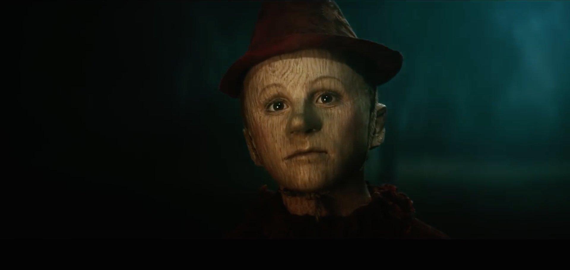 Pinocchio: il trailer ufficiale del film di Matteo Garrone con Roberto Benigni