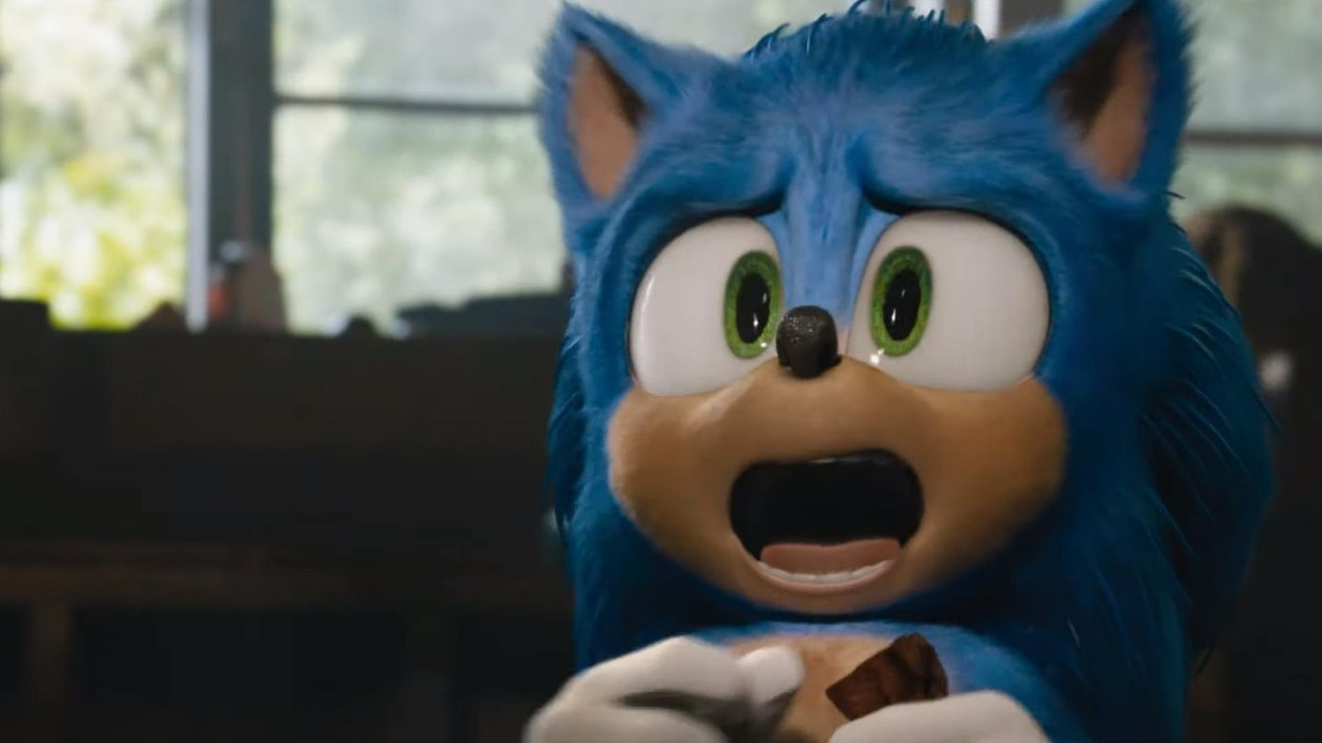 Sonic – Il film: il trailer italiano del film con Jim Carrey