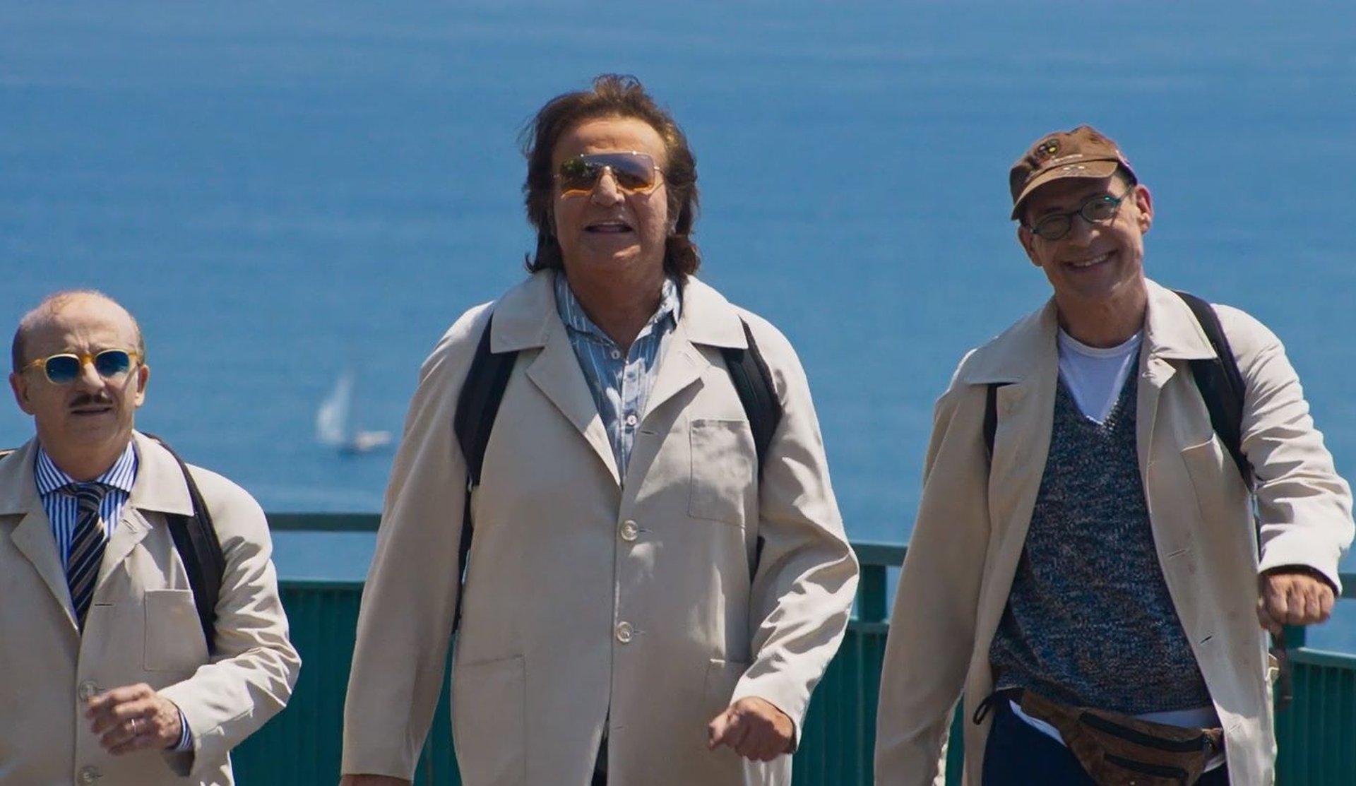 Sono solo fantasmi: il trailer del nuovo film di Christian De Sica