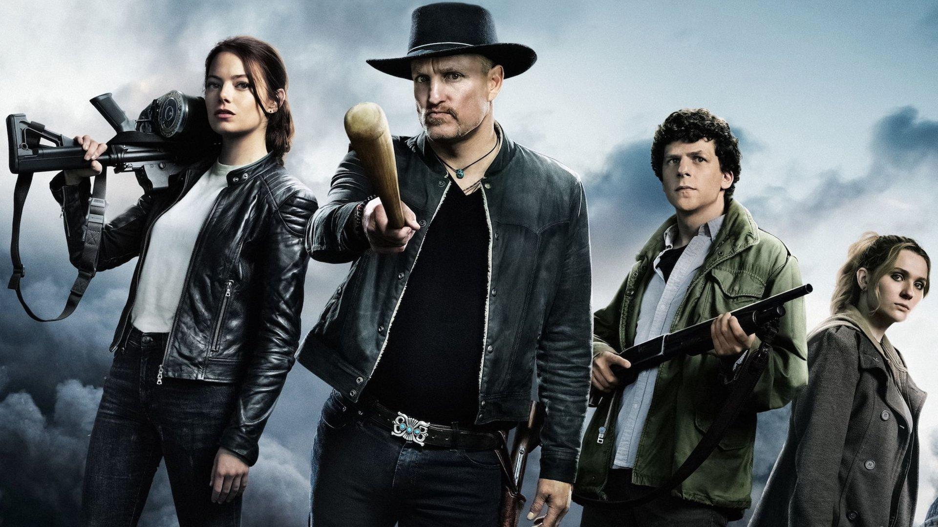 Zombieland – Doppio colpo: recensione del film con Emma Stone