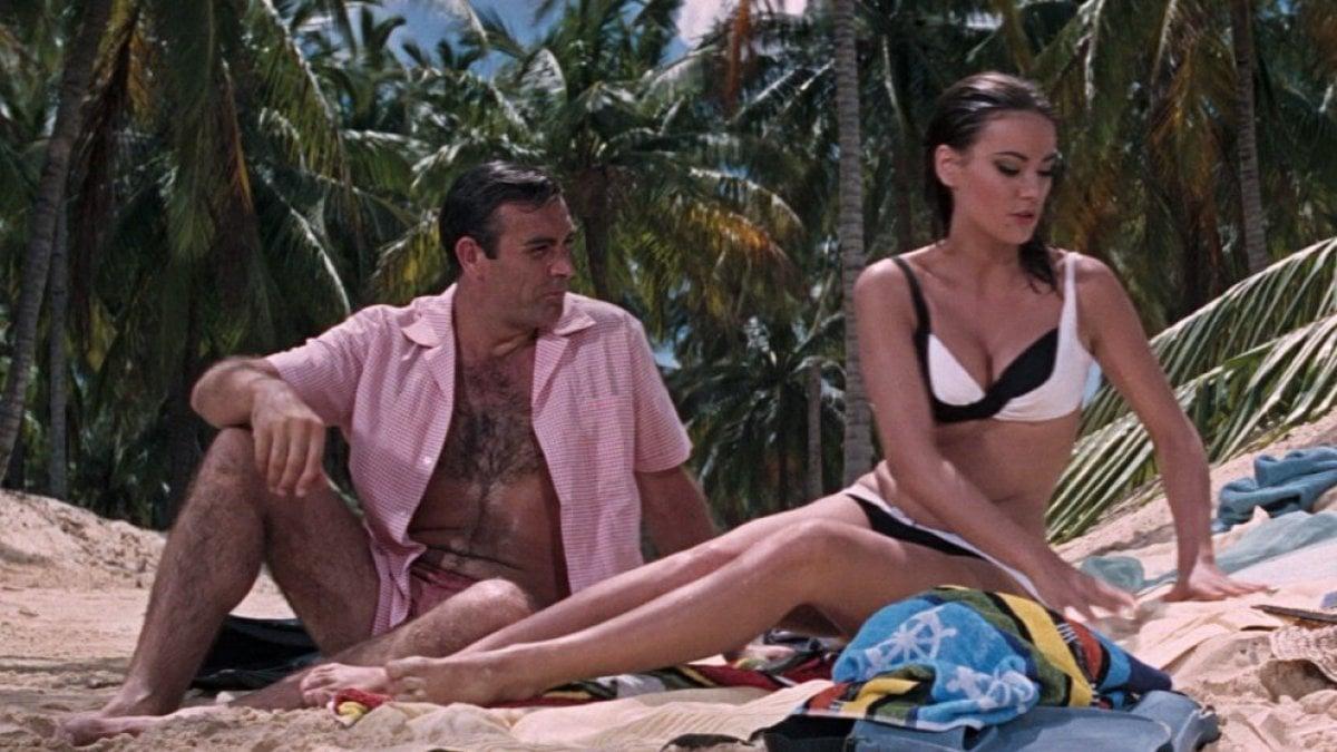 Addio a Claudine Auger: ci lascia la Bond girl di Agente 007 – Thunderball
