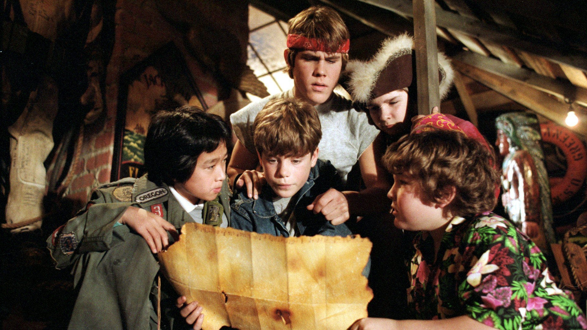 I Goonies: recensione del film di Richard Donner con Sean Astin