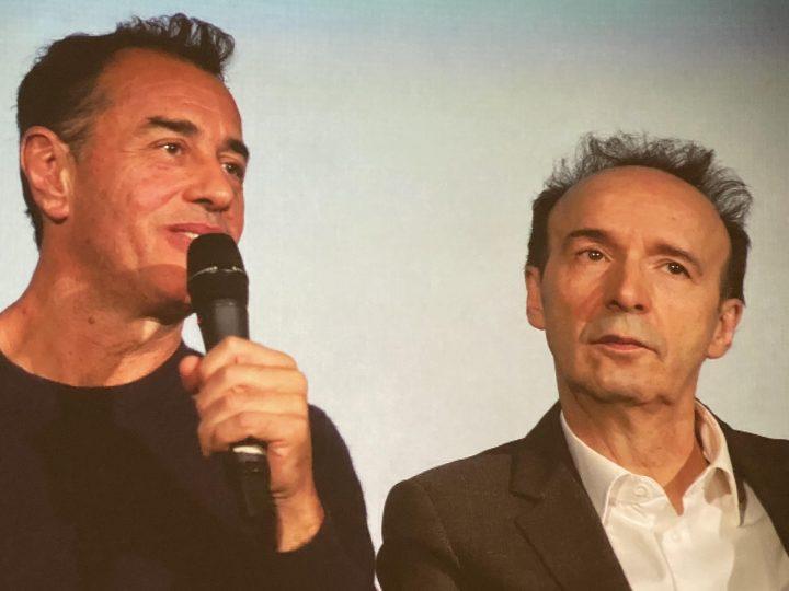 """Garrone e Benigni: """"Pinocchio è qualcosa che tutti noi vorremmo abbracciare"""""""