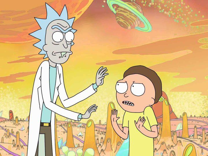 Rick and Morty: la quarta stagione arriverà su Netflix il 22 dicembre