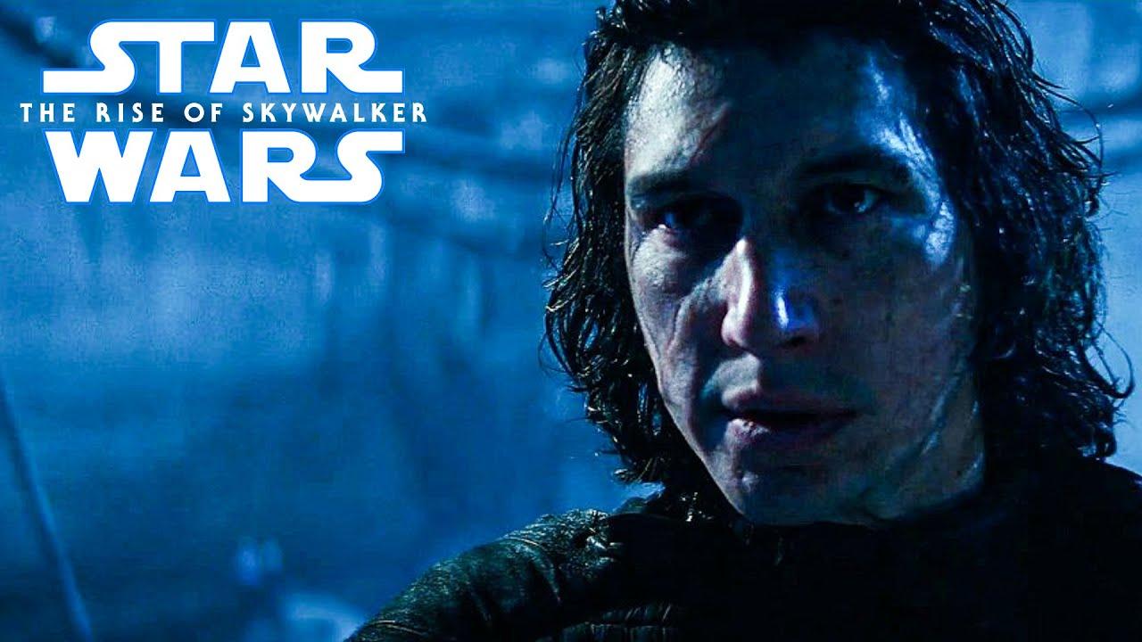 Star Wars: L'ascesa di Skywalker: Kylo Ren e Palpatine nella nuova clip