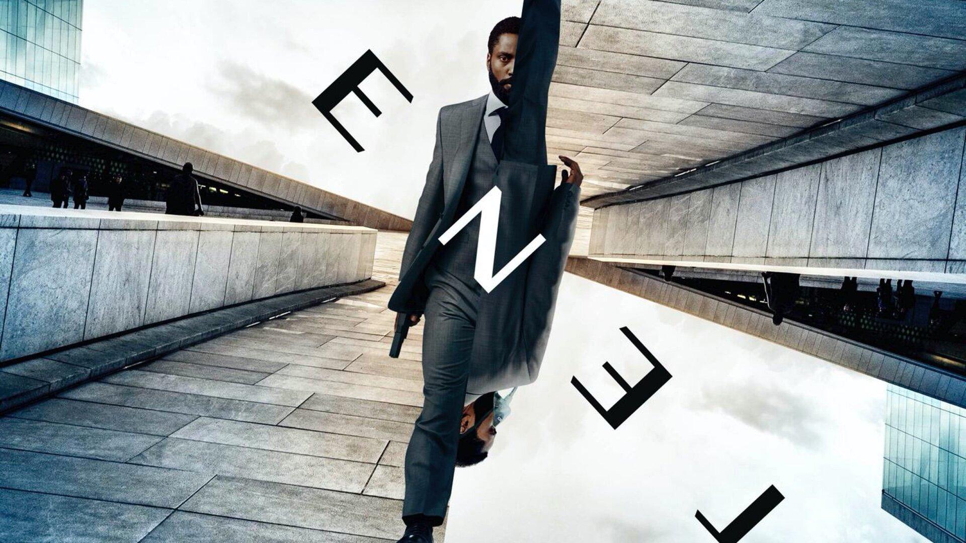 Tenet: il trailer e il poster del film di Christopher Nolan