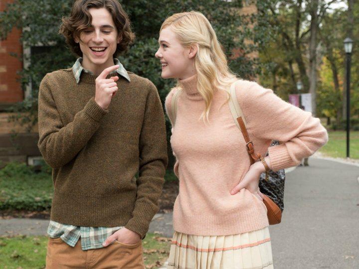 Un giorno di pioggia a New York: recensione del film di Woody Allen