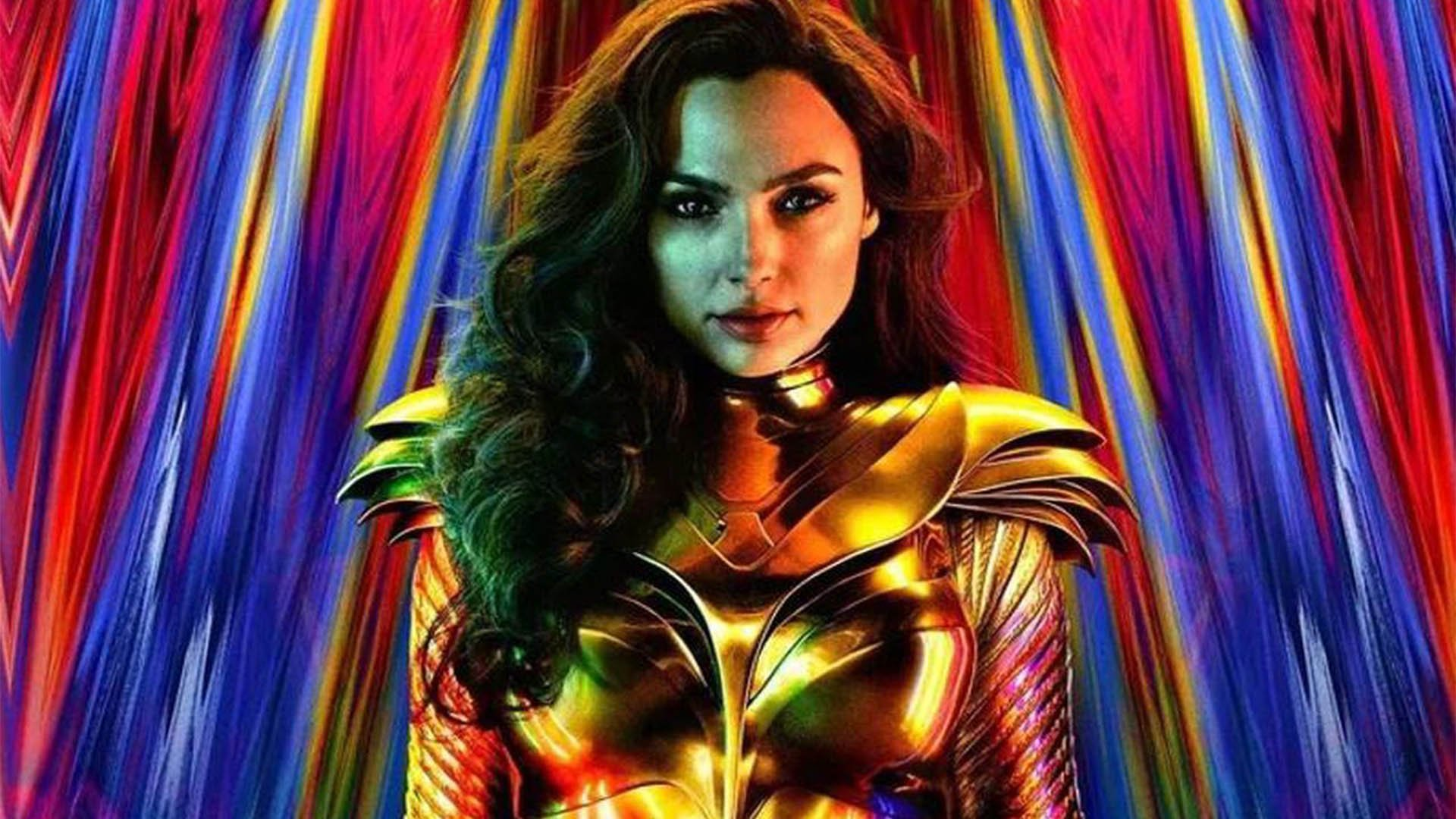 Wonder Woman 1984: il trailer italiano del film con Gal Gadot