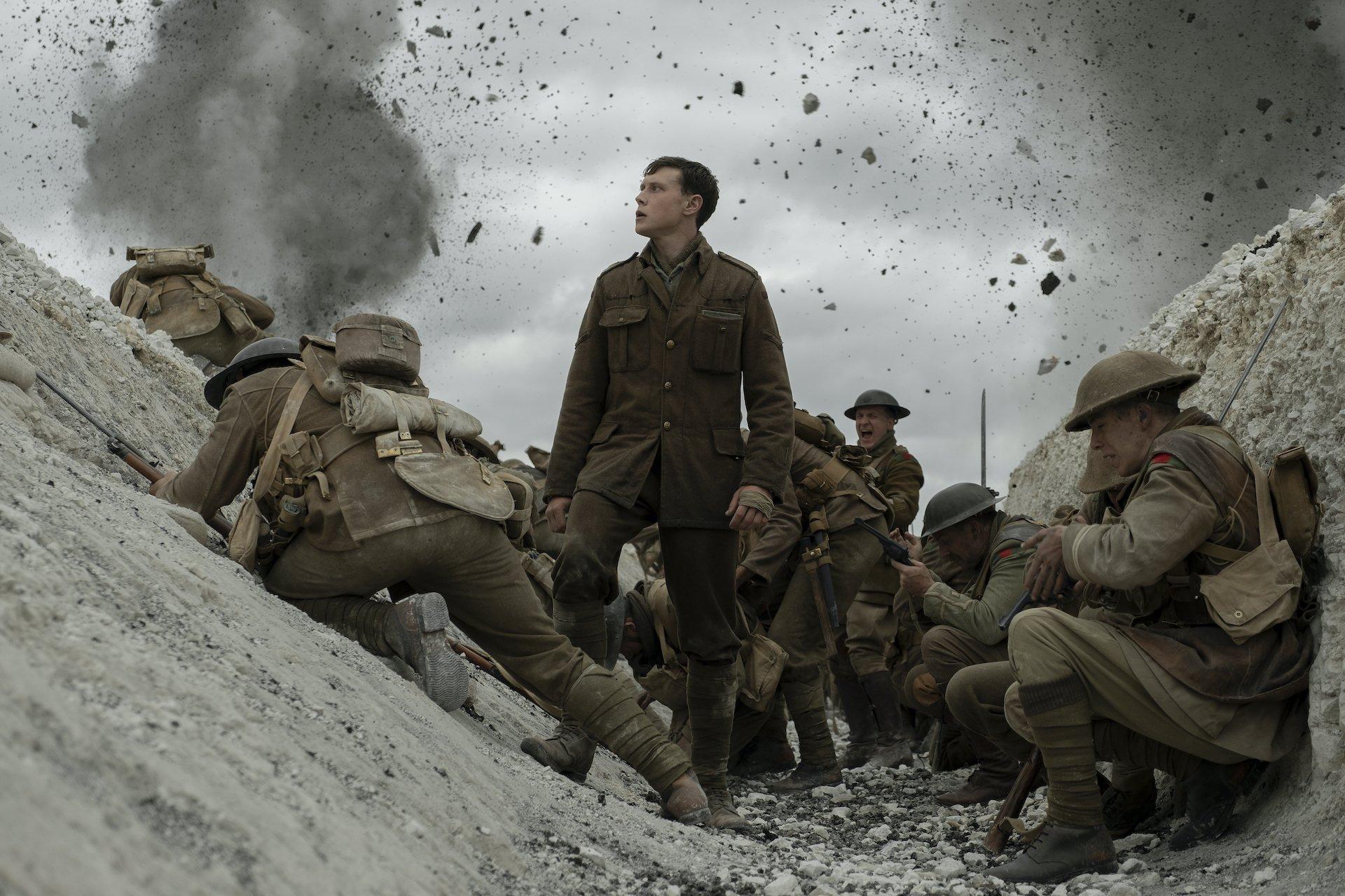 BAFTA 2020: trionfo di 1917, la lista completa dei vincitori