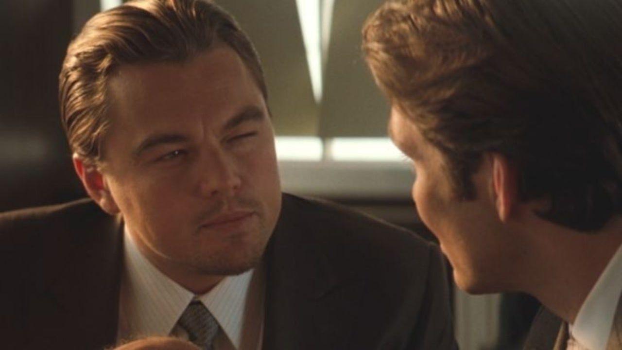 Leonardo DiCaprio parla dell'ambiguo finale di Inception