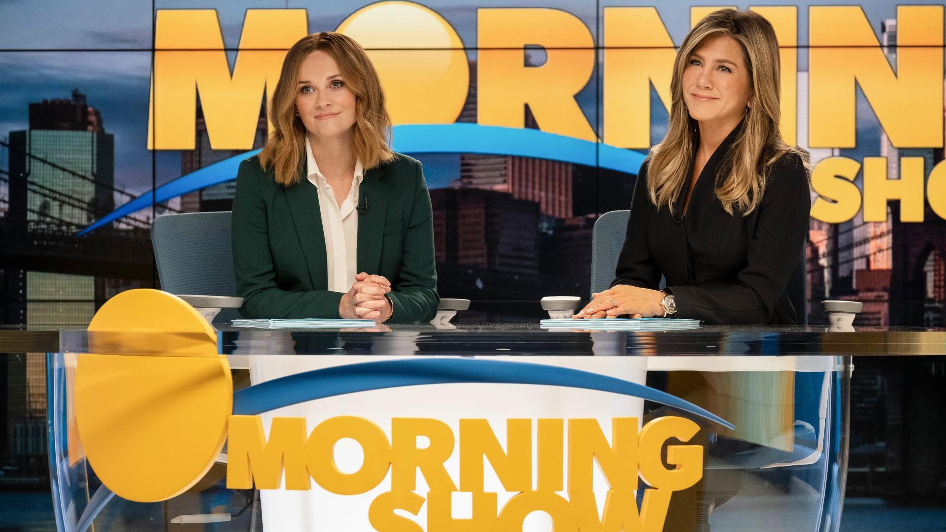 The Morning Show: recensione della serie Apple TV+
