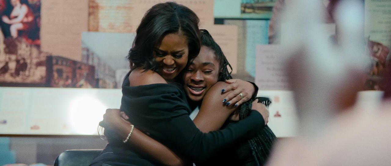 Becoming: il documentario su Michelle Obama dal 6 maggio su Netflix