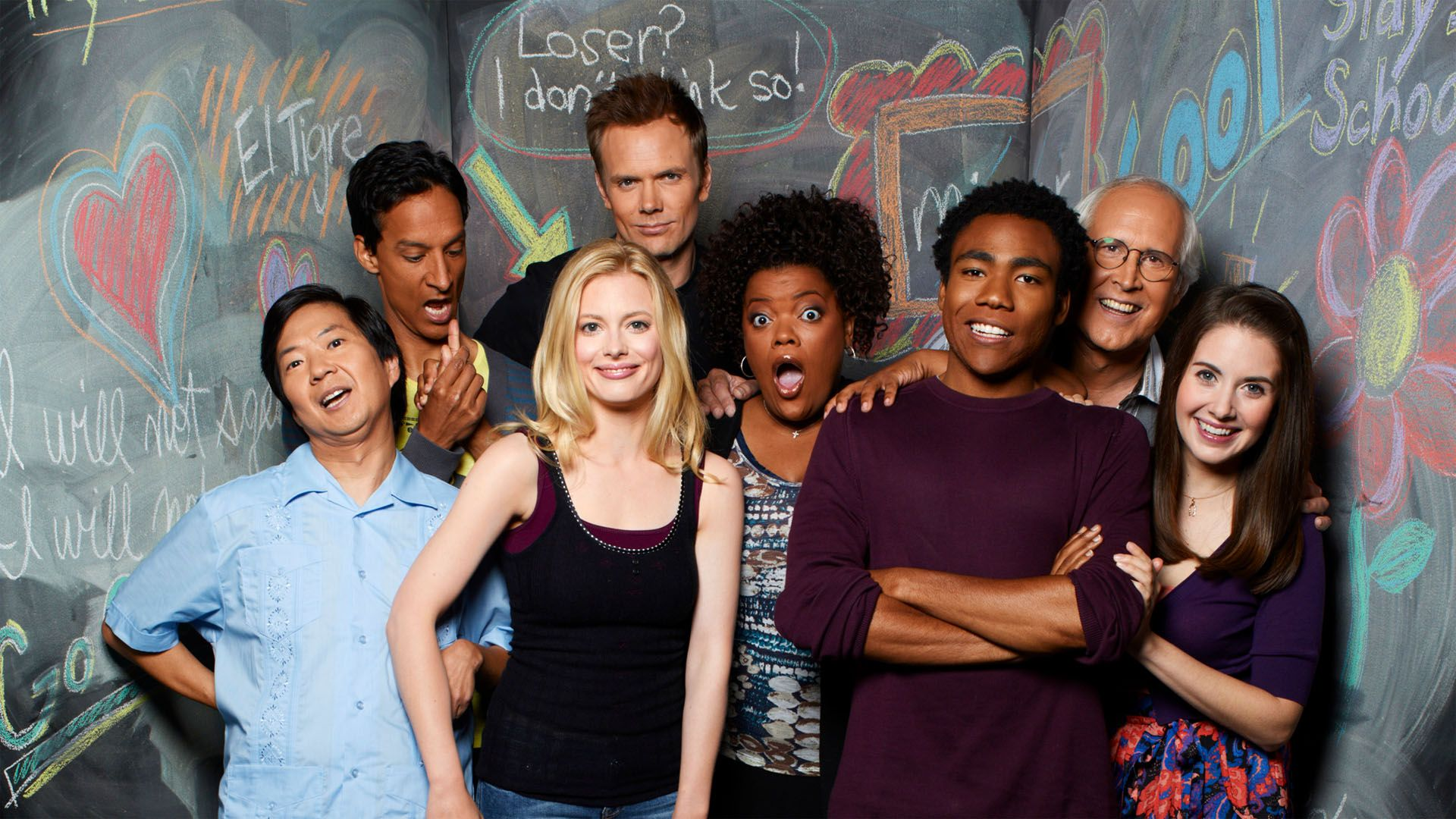 Community: il cast della serie si riunisce per una table read virtuale