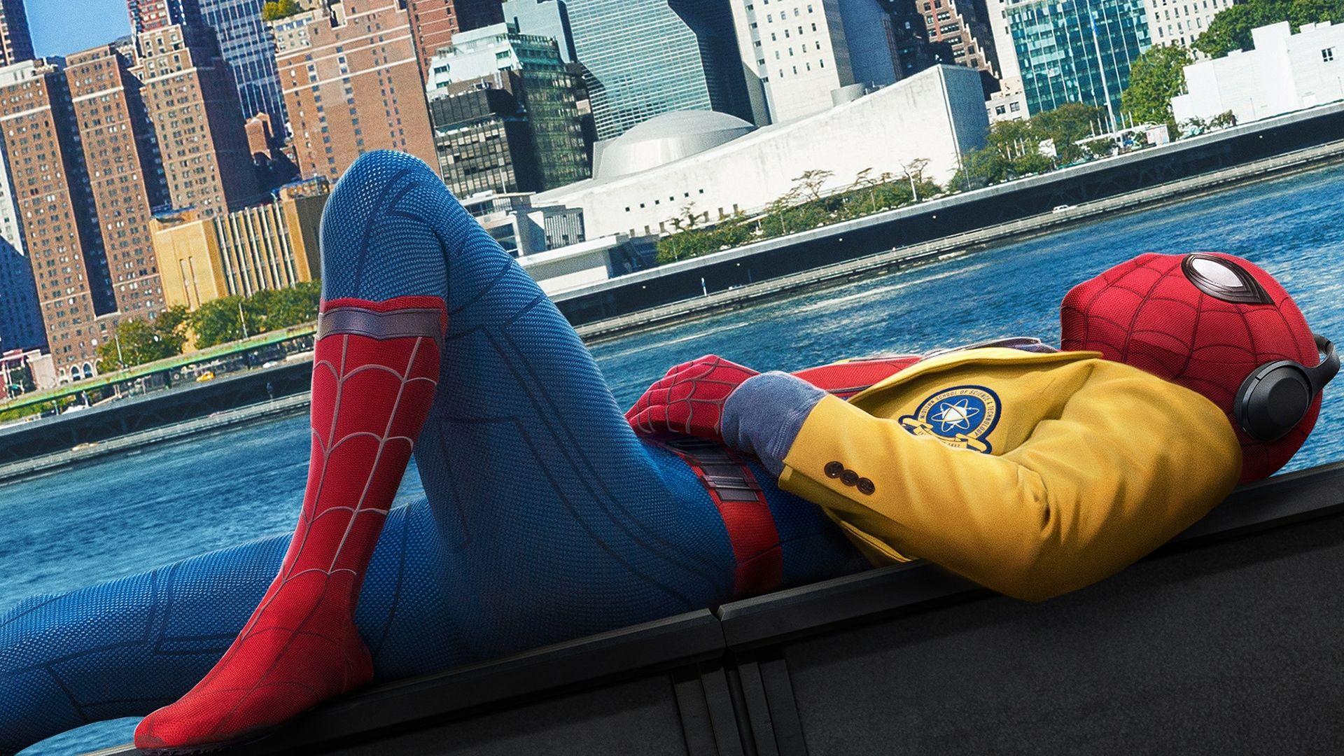 Spider-Man: Homecoming: recensione del film con Tom Holland
