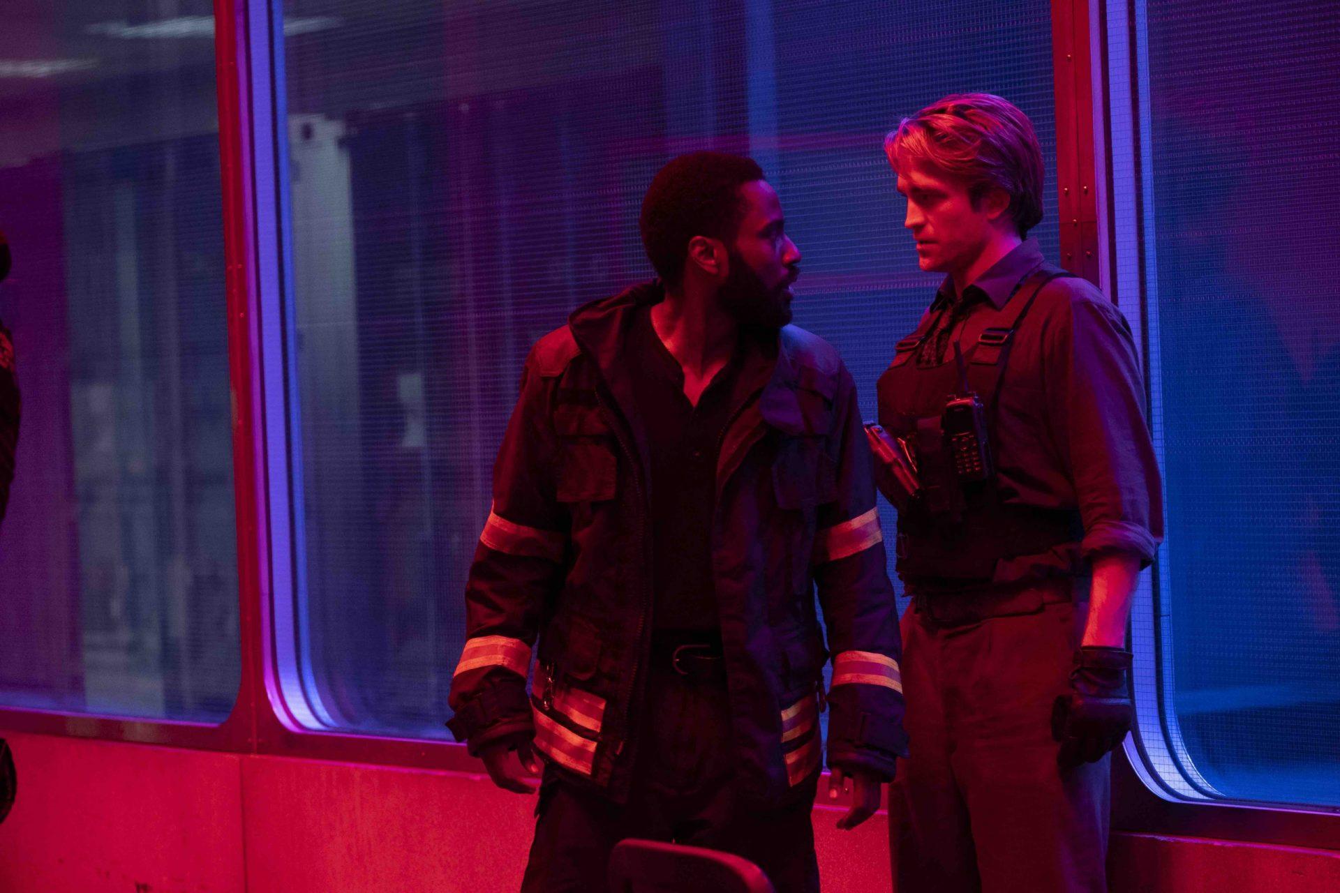 Tenet: nuove immagini del film di Christopher Nolan