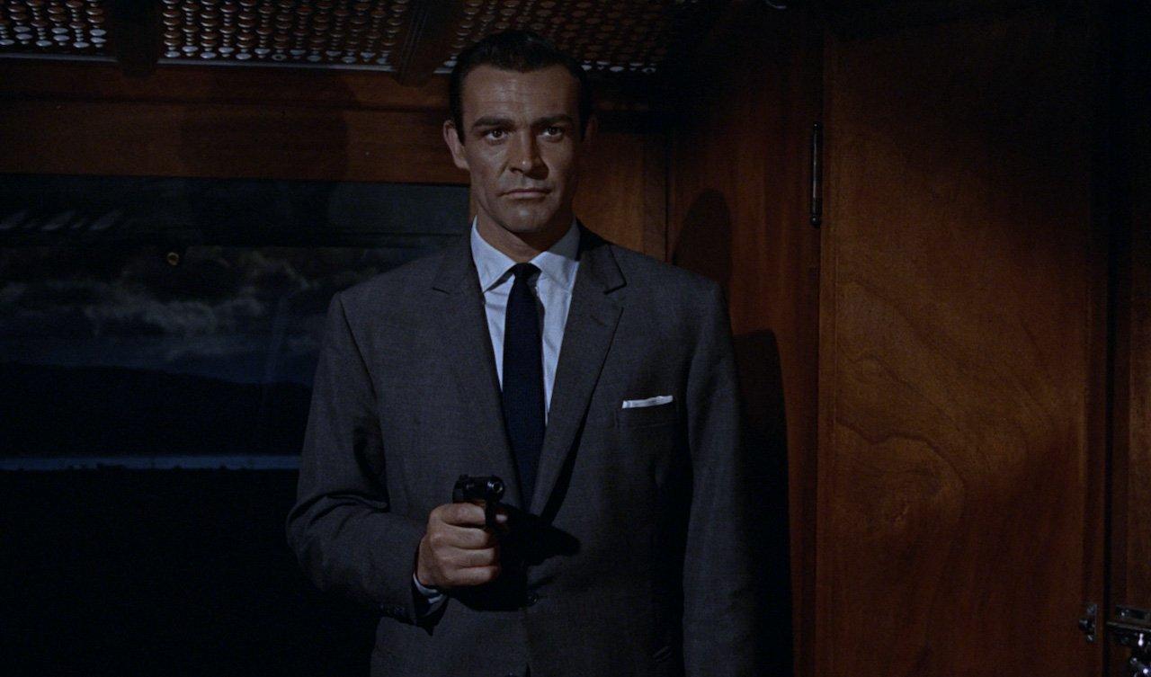 A 007, dalla Russia con amore: recensione del film con Sean Connery