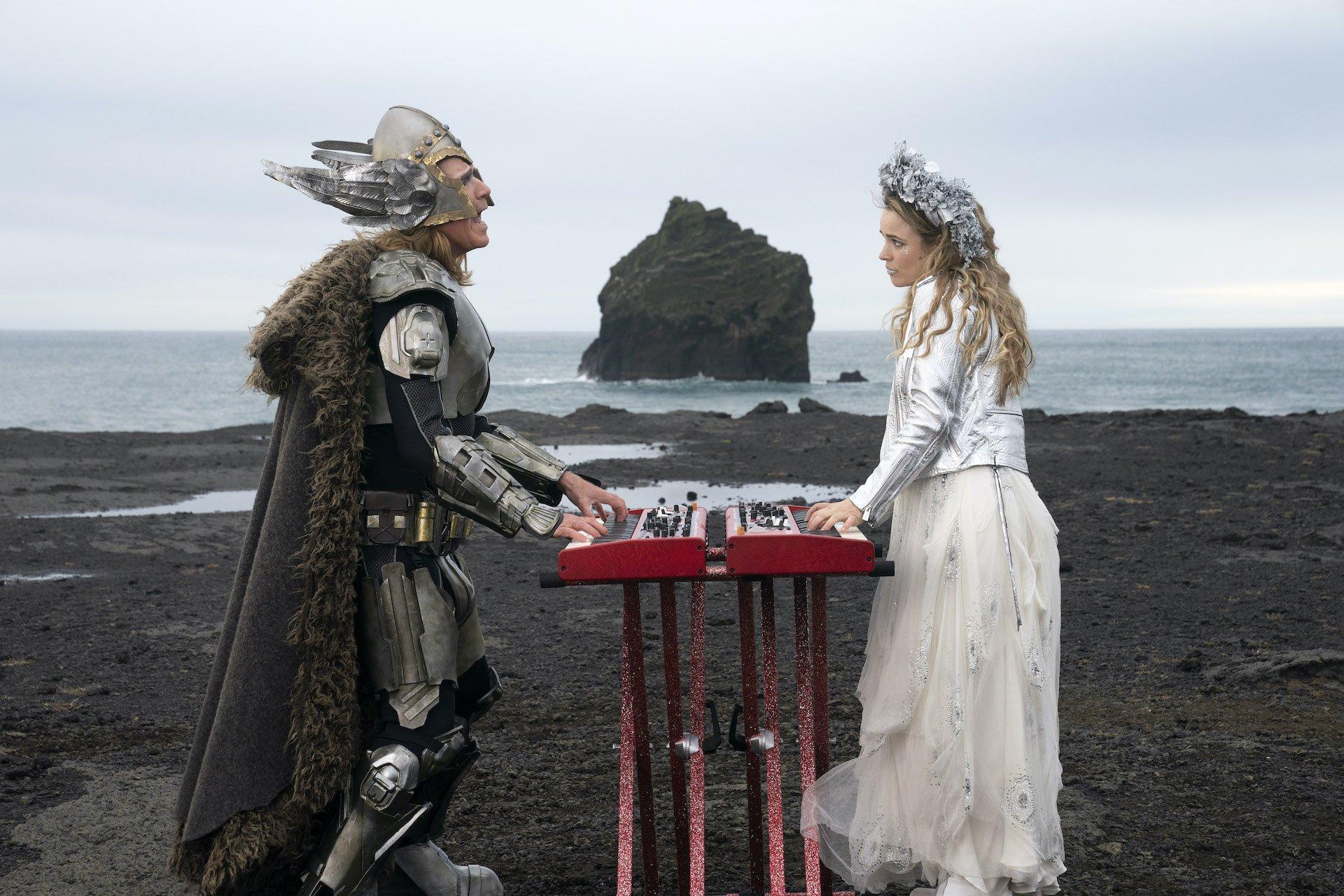 Eurovision Song Contest: la storia dei Fire Saga: il trailer del film Netflix