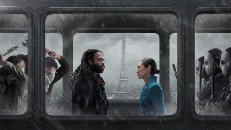 Snowpiercer: dal 25 maggio su Netflix la serie tratta dal film