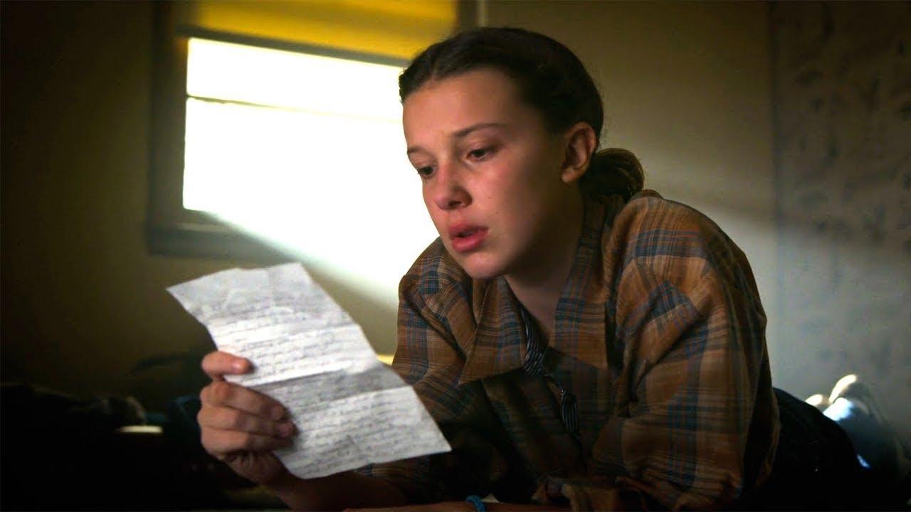 Stranger Things: testo e video della lettera di Hopper