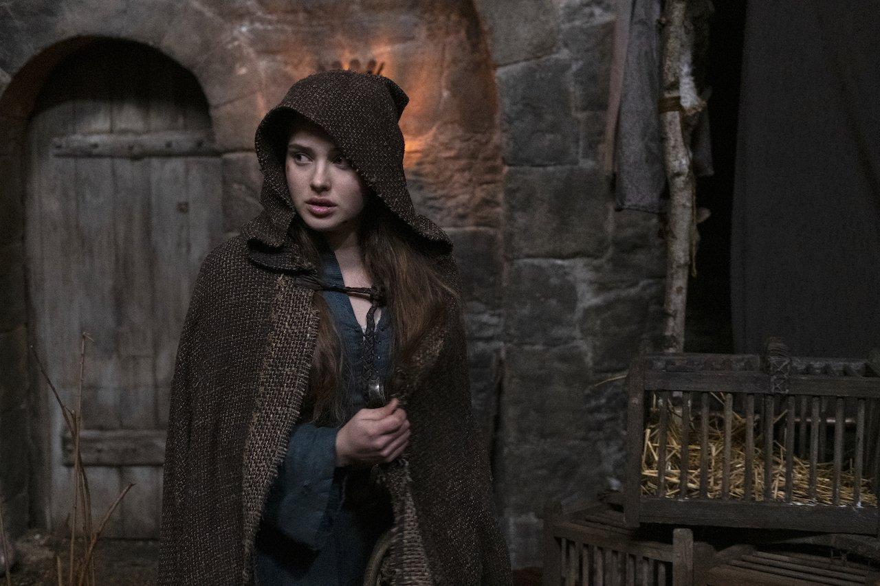 Cursed: trailer e nuove immagini della serie con Katherine Langford