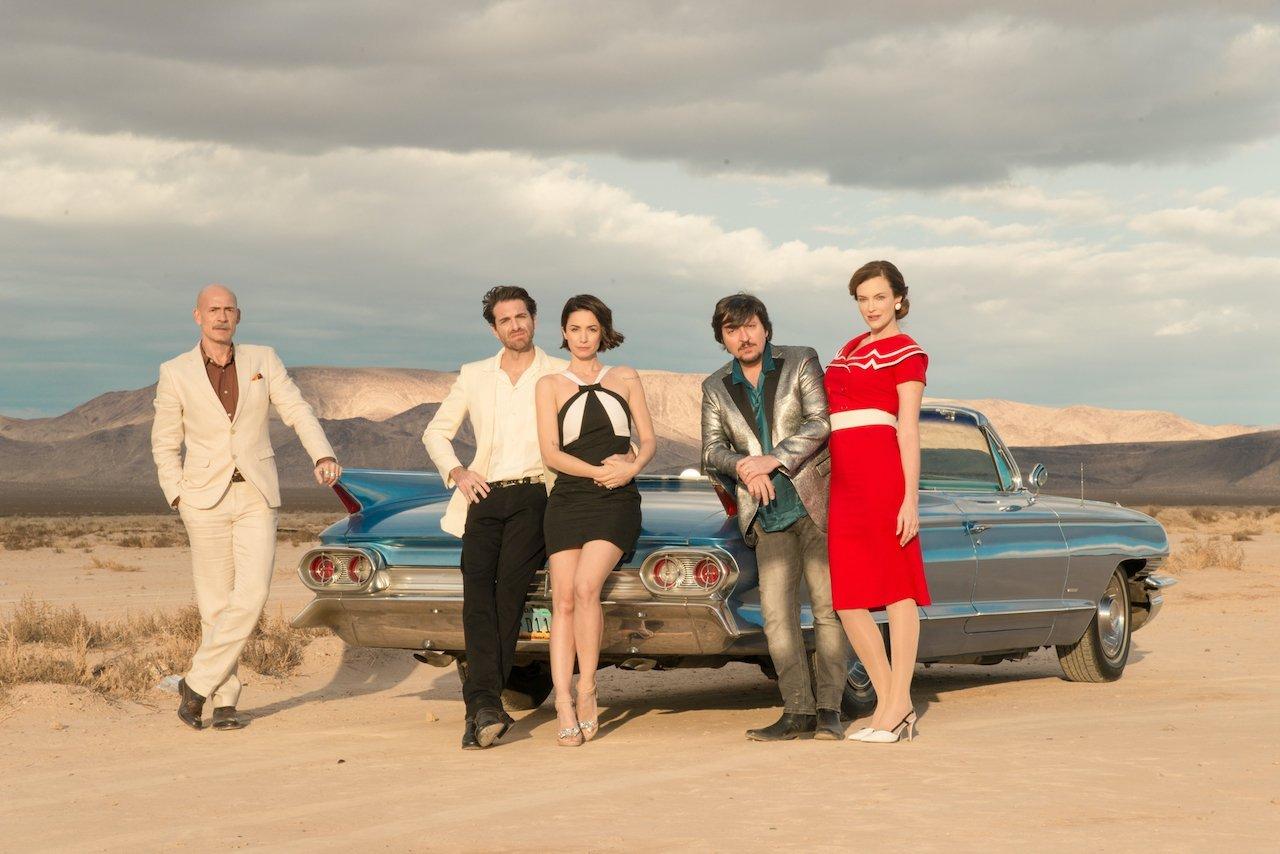 Divorzio a Las Vegas: prime immagini del film con Andrea Delogu