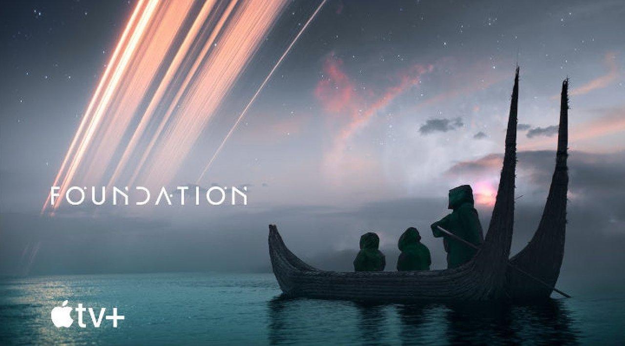 Foundation: il teaser trailer della serie fantascientifica Apple TV+