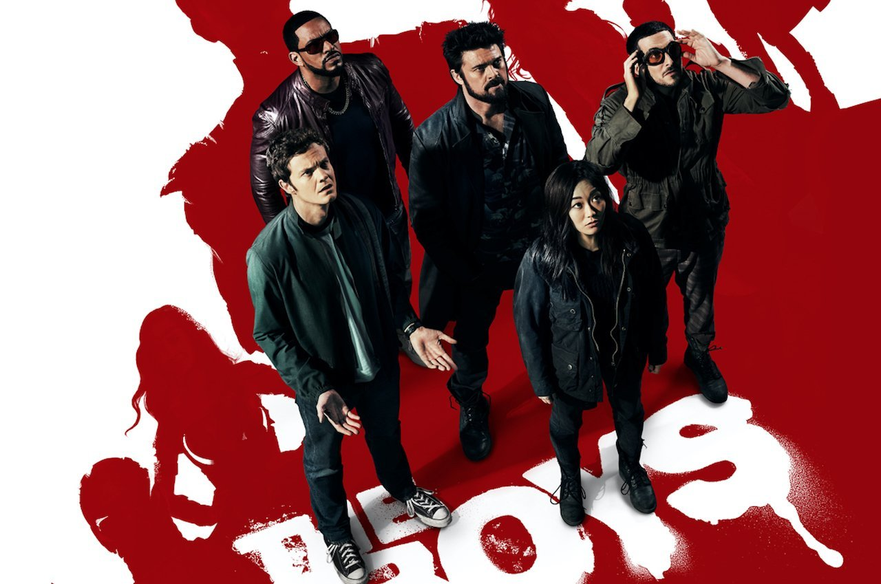The Boys 2: la seconda stagione dal 4 settembre su Prime Video
