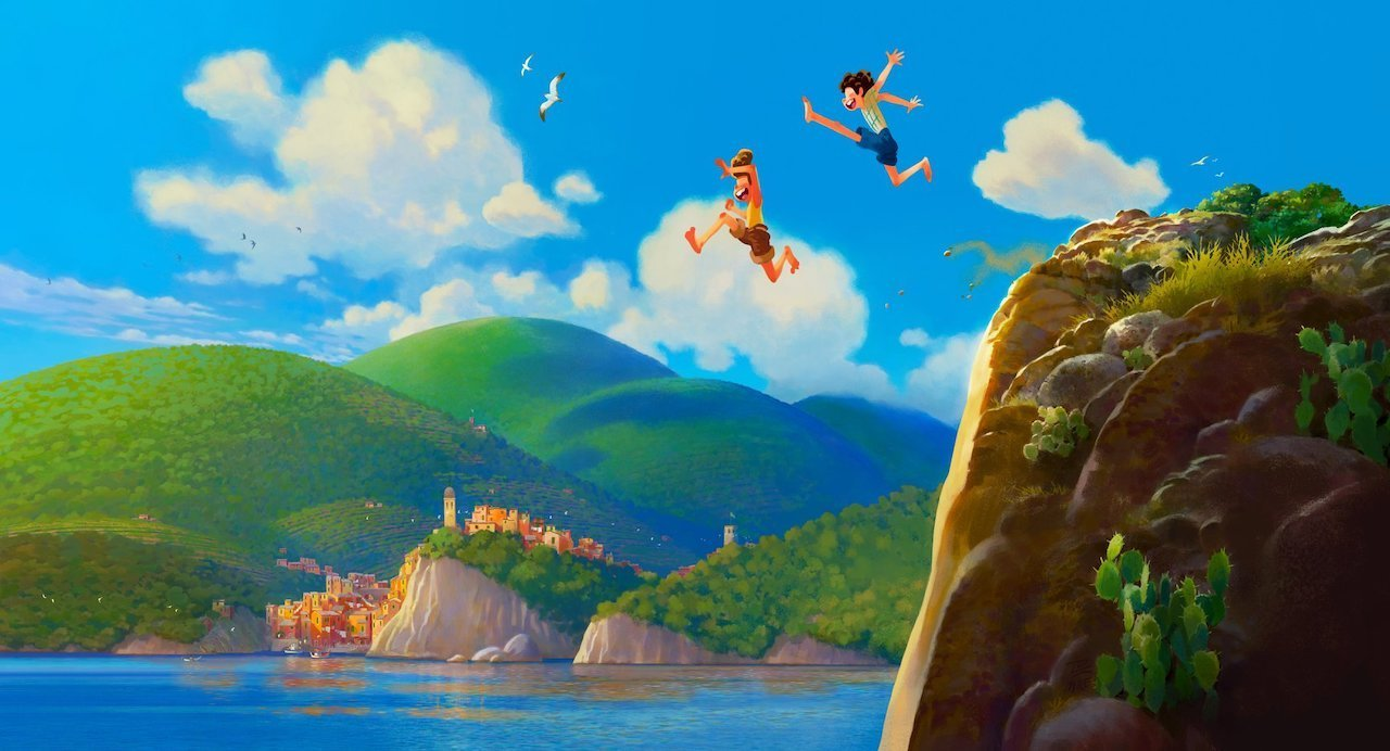 Luca: il nuovo film Pixar ambientato in Italia e diretto da Enrico Casarosa
