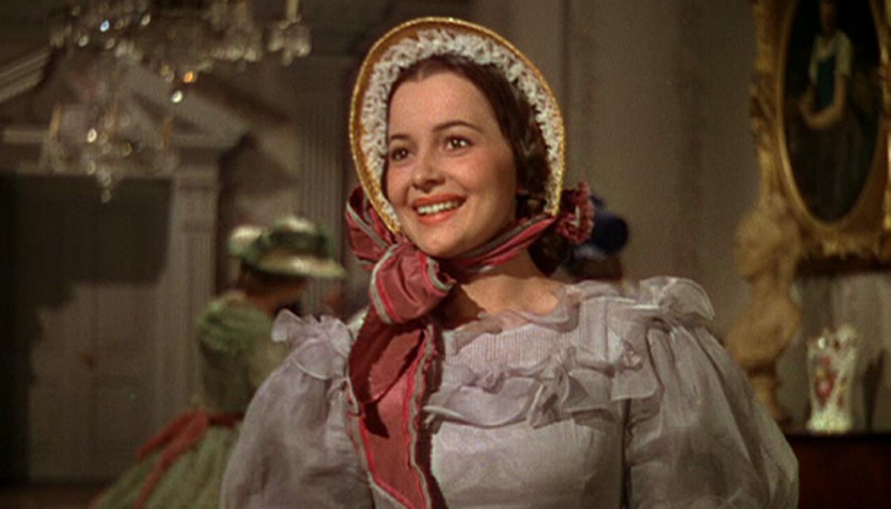 Olivia de Havilland è morta: ci lascia a 104 anni Melania di Via col vento