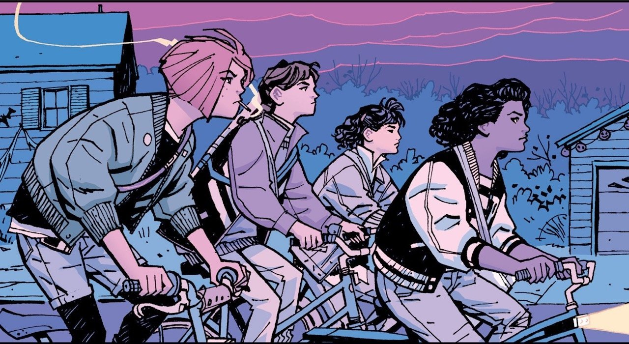Paper Girls: in arrivo una serie Prime Video basata sulla graphic novel