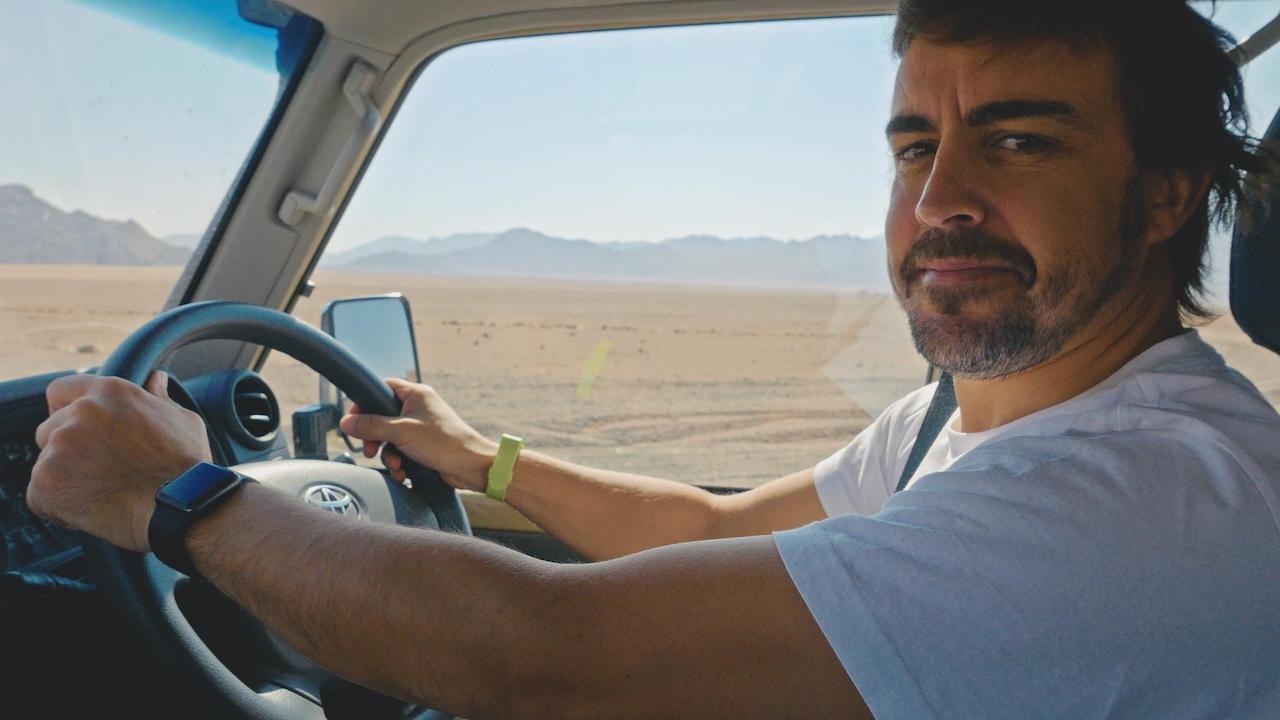Fernando: a settembre su Prime Video la docu-serie su Fernando Alonso