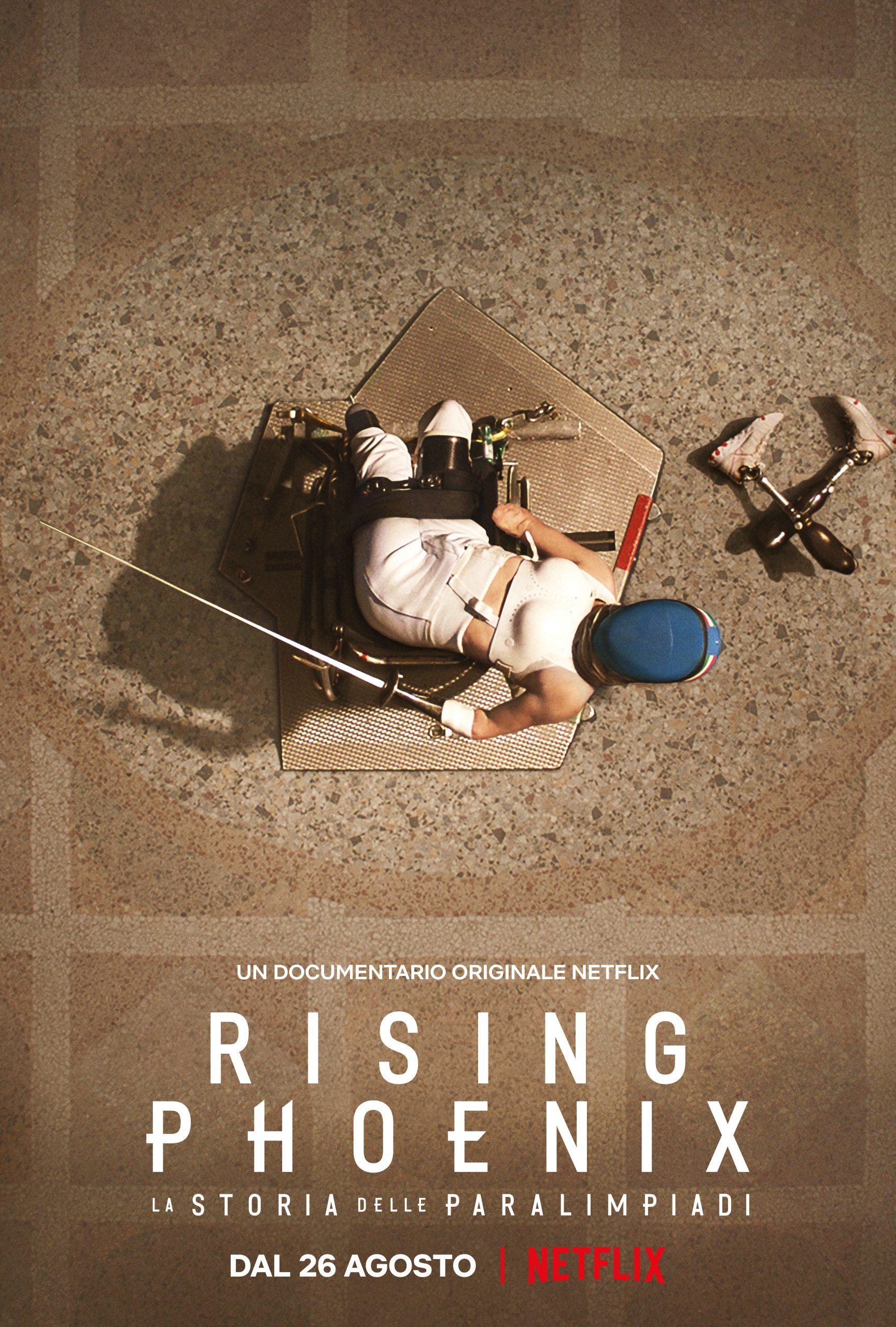 Rising Phoenix: la storia delle Paralimpiadi