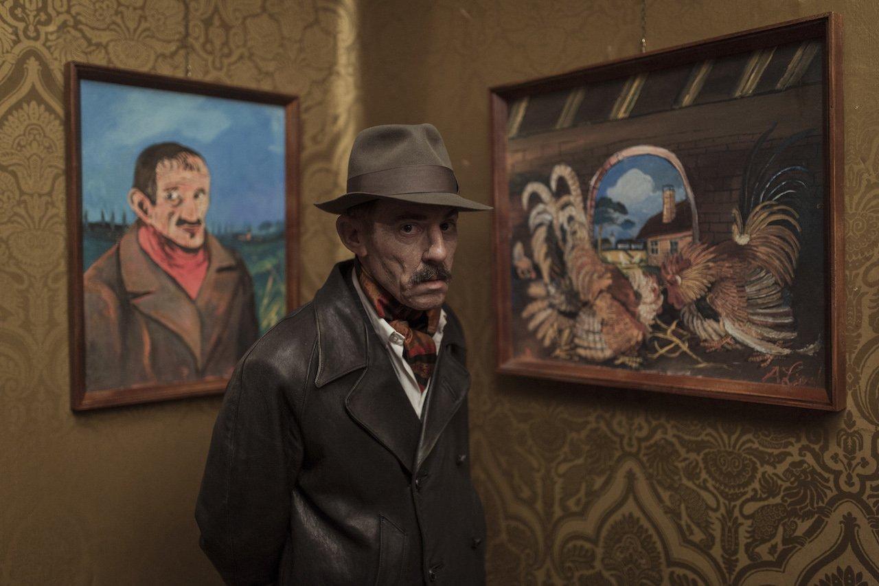 Volevo nascondermi: recensione del film con Elio Germano