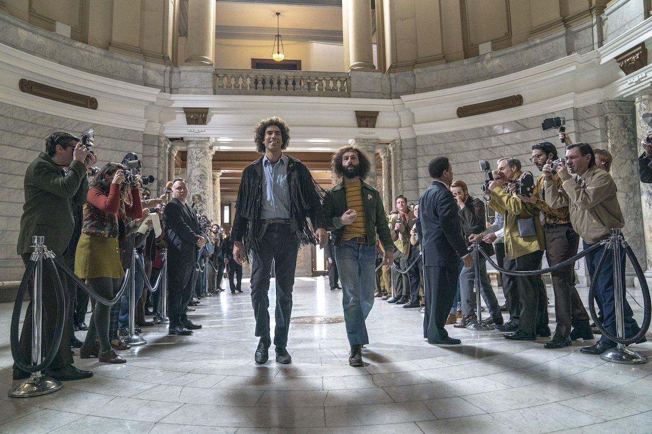 Il processo ai Chicago 7: il trailer del film Netflix di Aaron Sorkin