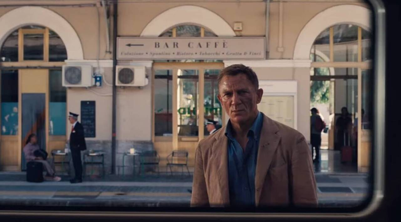 No Time to Die: Daniel Craig è James Bond nel nuovo trailer