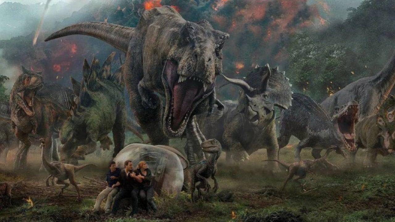 Jurassic World: Dominion, rinviata al 2022 l'uscita del film