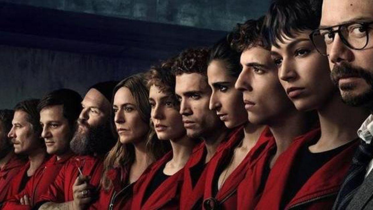 Netflix: la classifica delle serie più viste del 2020, domina La casa di carta
