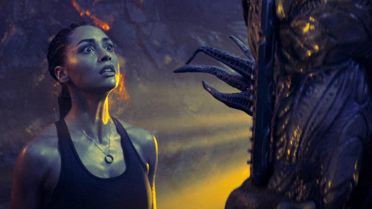 Skylin3s: recensione del film di Liam O'Donnell con Lindsey Morgan