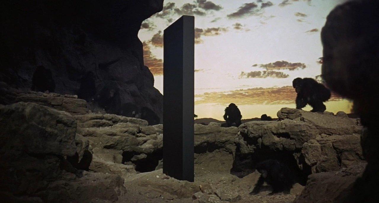 2001: Odissea nello spazio: ritrovato un monolito identico a quello del film